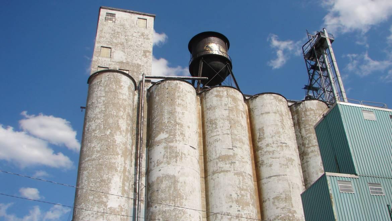 Archer Daniels Midland Grain Elevator