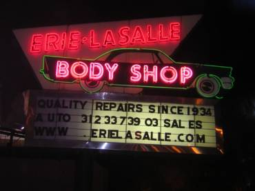 ERIE-LASALLE BODY SHOP