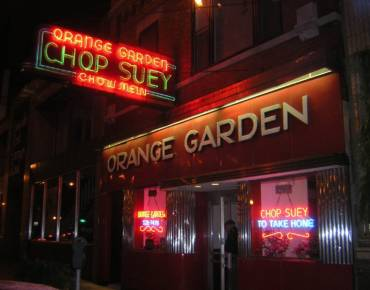 The Orange Garden, est. 1936